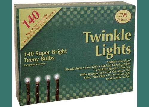 Tiny Bulbs Light Strand, 140ct