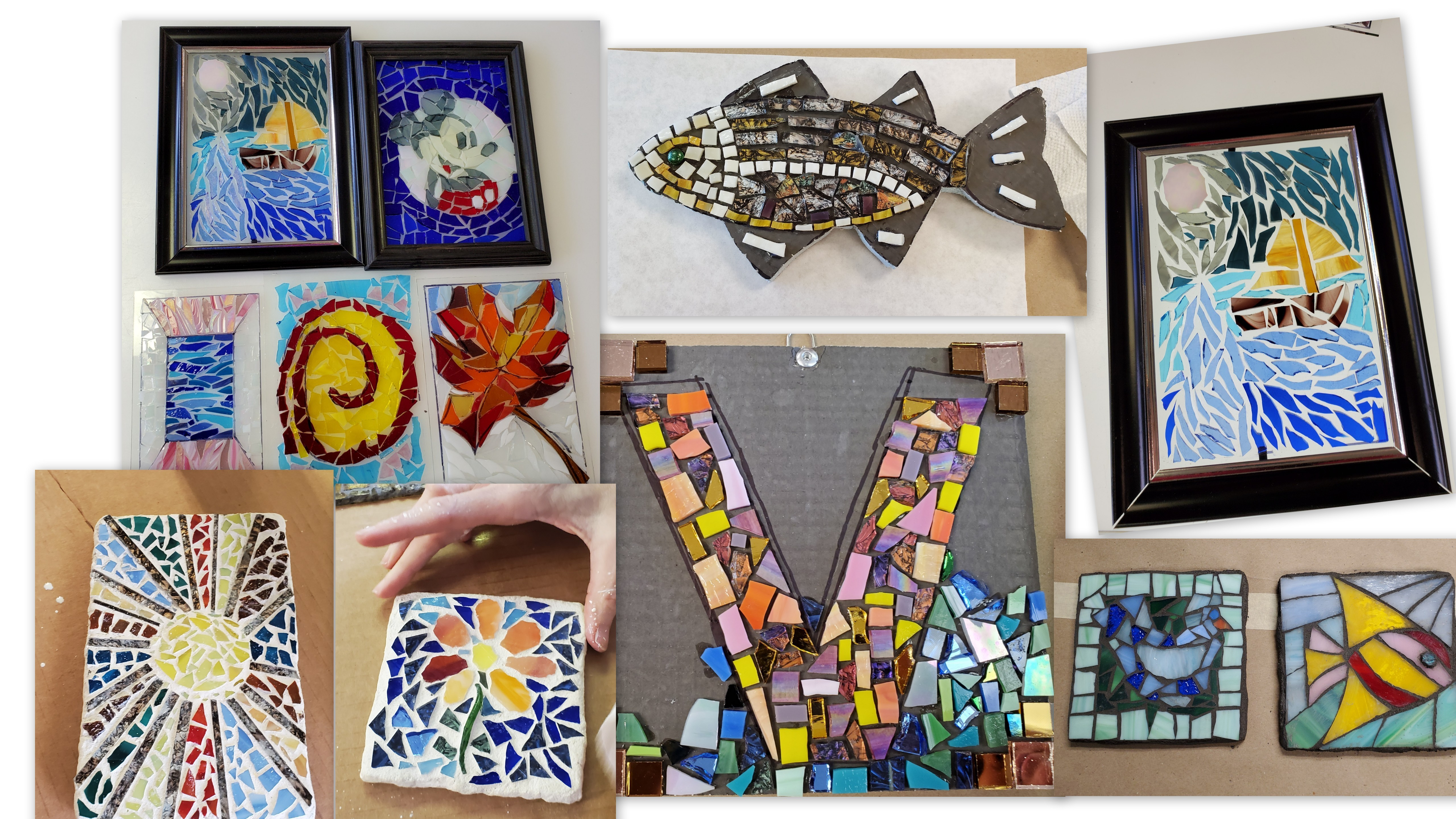 Introduction to Mosaics Gift Certificate