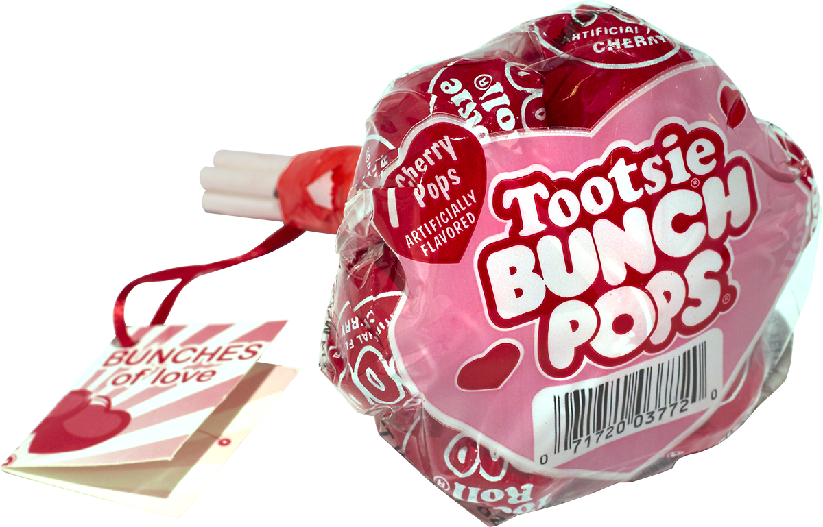 Bunch of Tootsie Pops