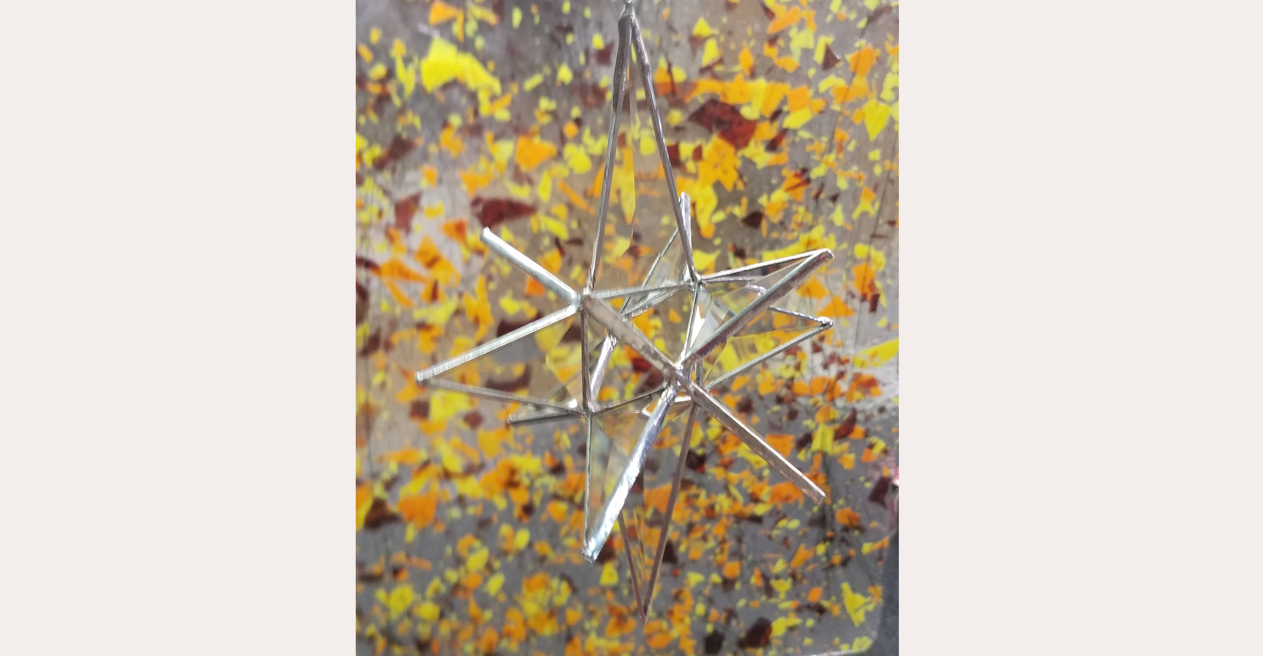 3D Moravian Star