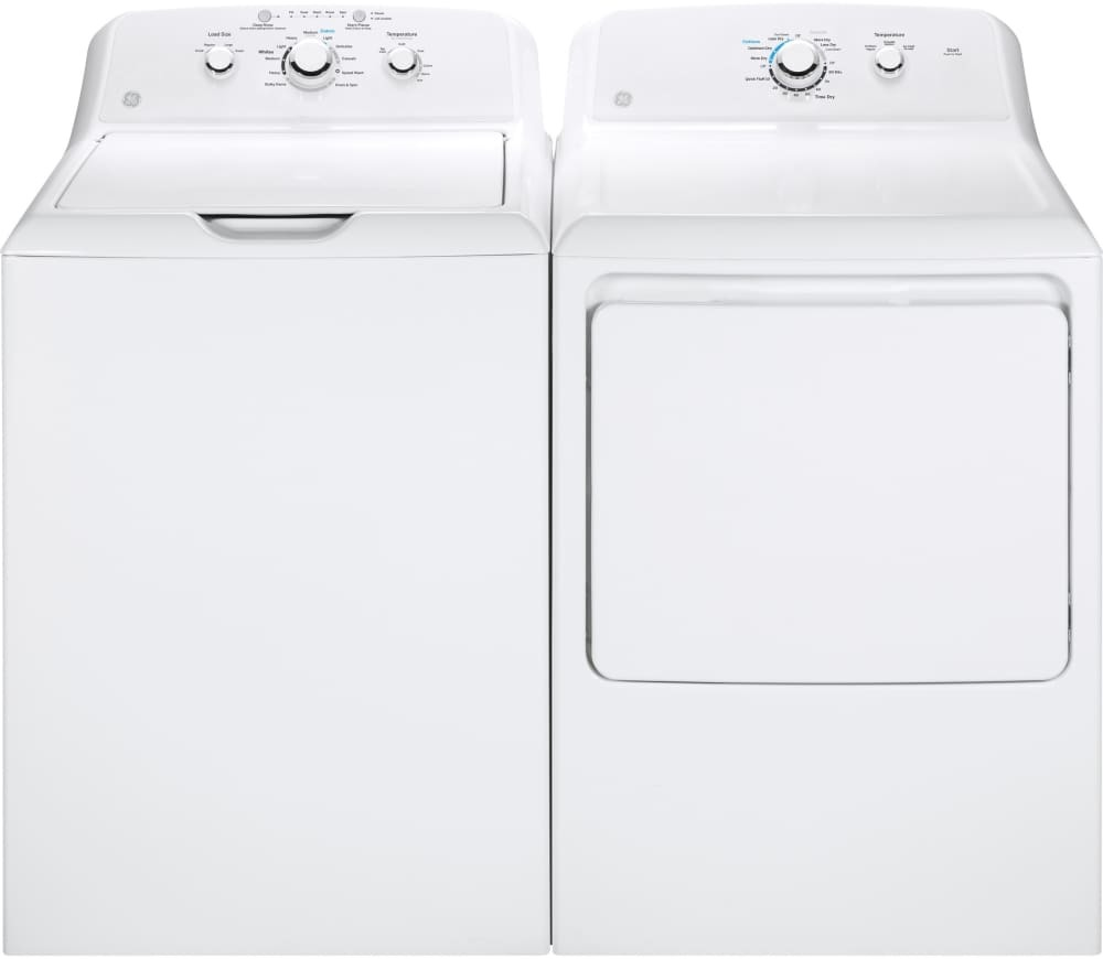 GE Washer and Dryer Pair