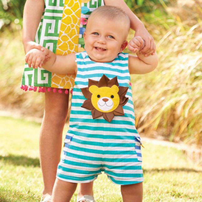 Lion Shortall Outfit