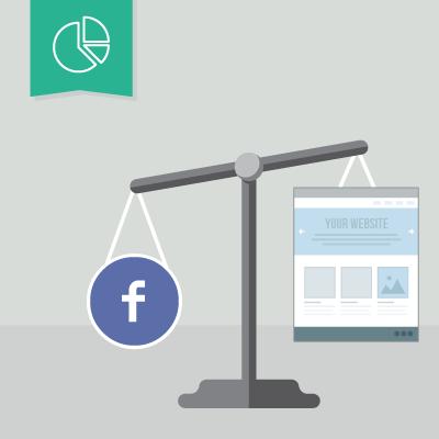 SnapRetail Websites vs Facebook
