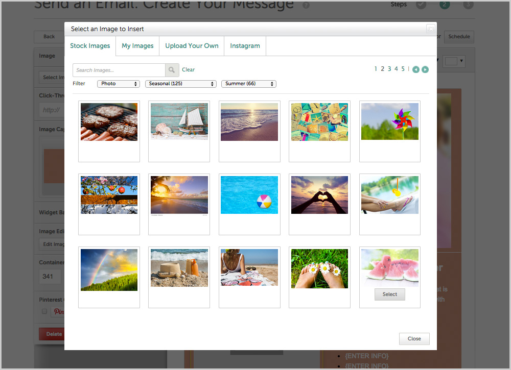 Stock image photos for any theme