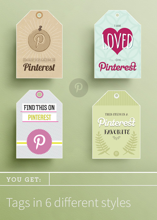 Pinterest Tags for In-Store