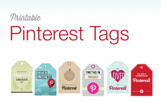 Pinterest Tags Header Image