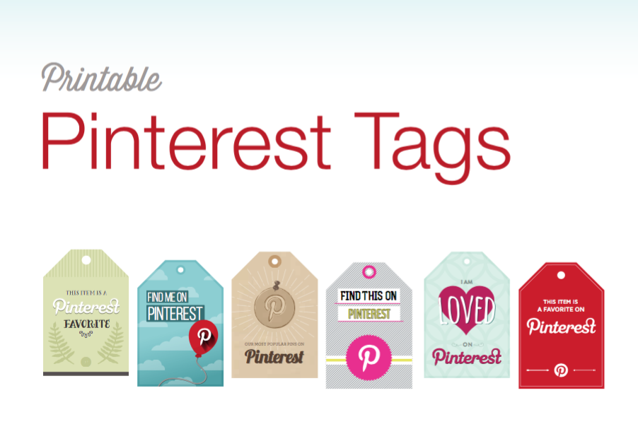 Pinterest Tags Header Image
