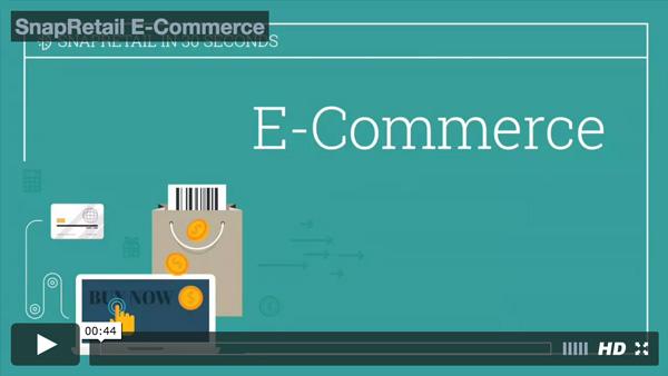SnapRetail E-Commerce Feature Video