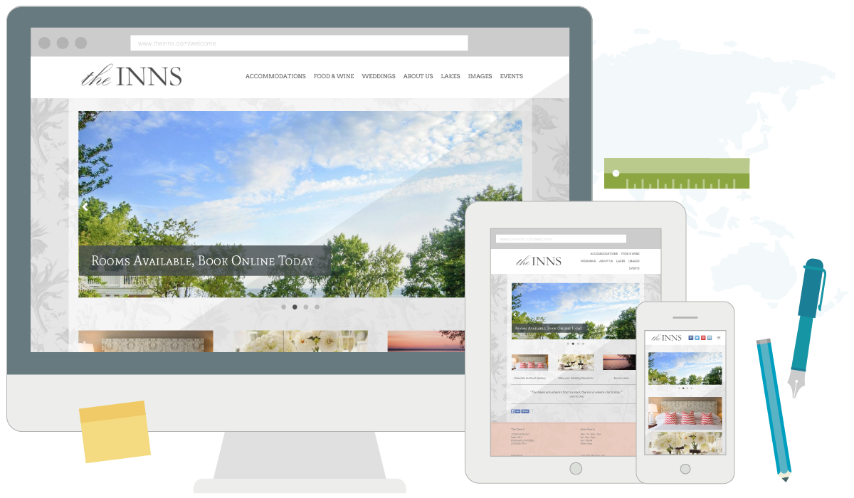 Easy-to-Build Responsive Websites from SnapRetail