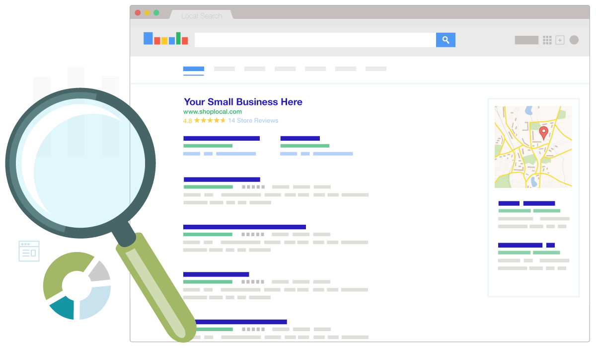 Custom Search Engine Optimization SEO on all of your website pages