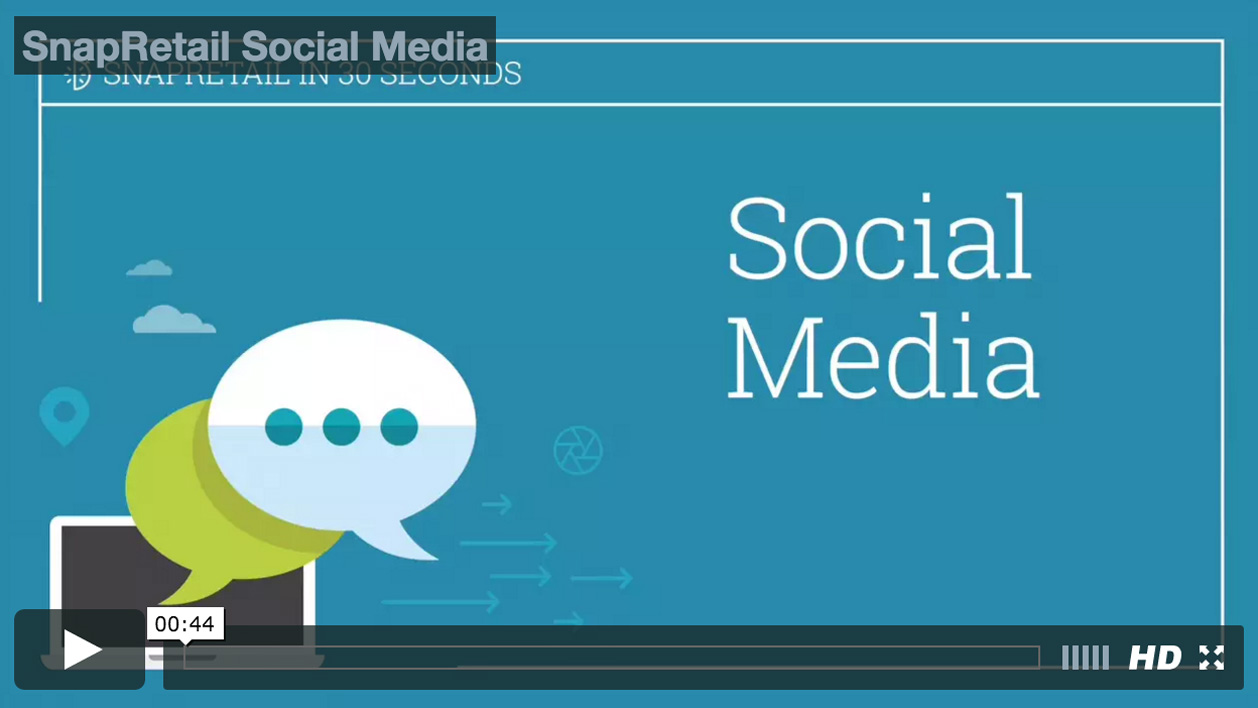 SnapRetail Features Social Media