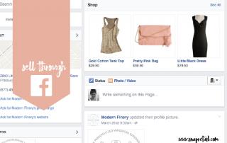 Sell through Facebook SnapRetail Blog-01