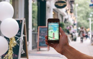 Use the marketing technique of Pokemon Go to help market your small business